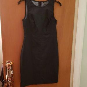 NEW ANN TAYLOR WOMEN'S DENIM DRESS SZ 4P